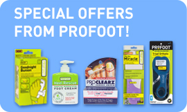 Special offers from Profoot!