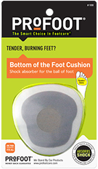Bottom of the Foot Cushion